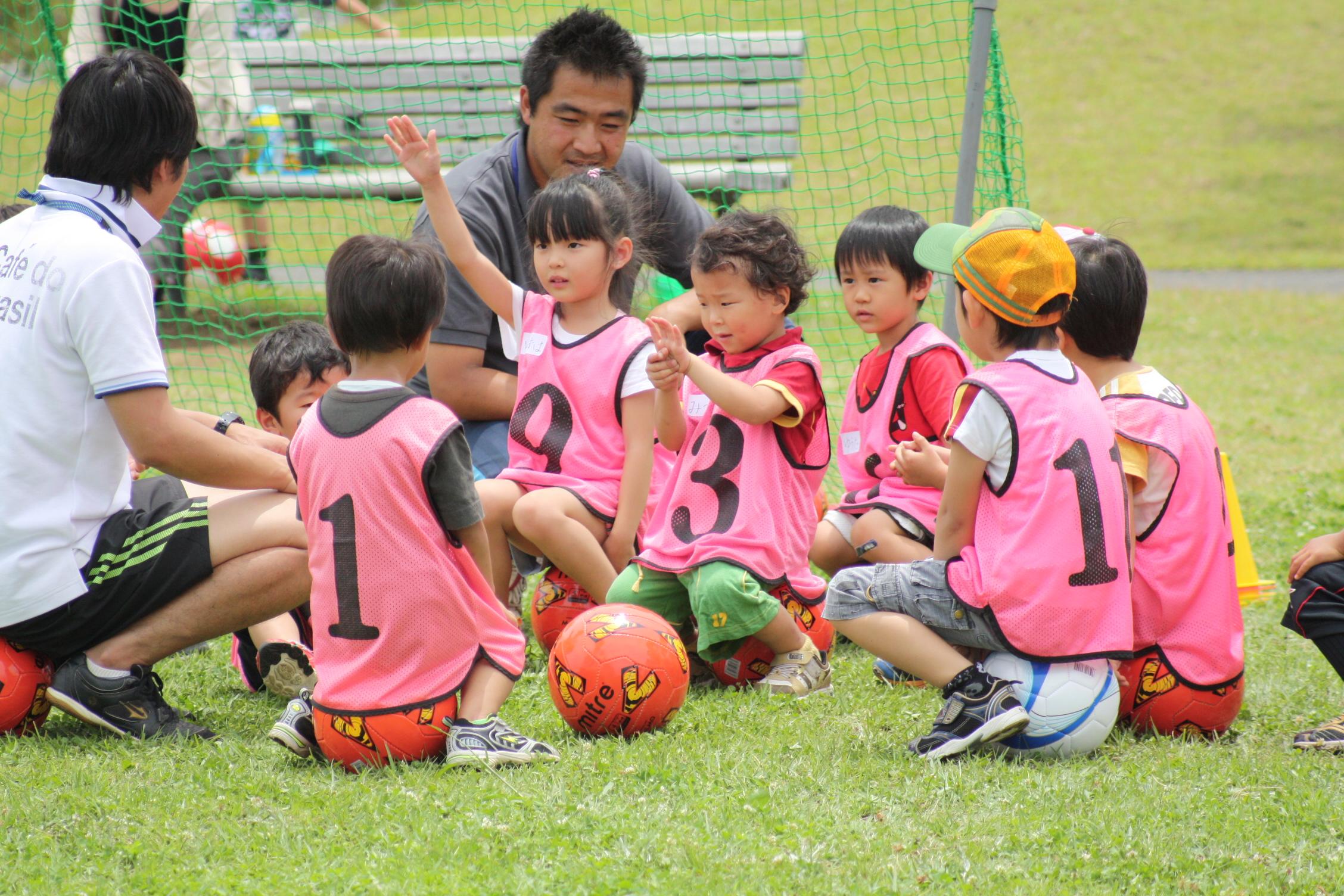 スフィーダサッカースクール新三郷サッカーチーム