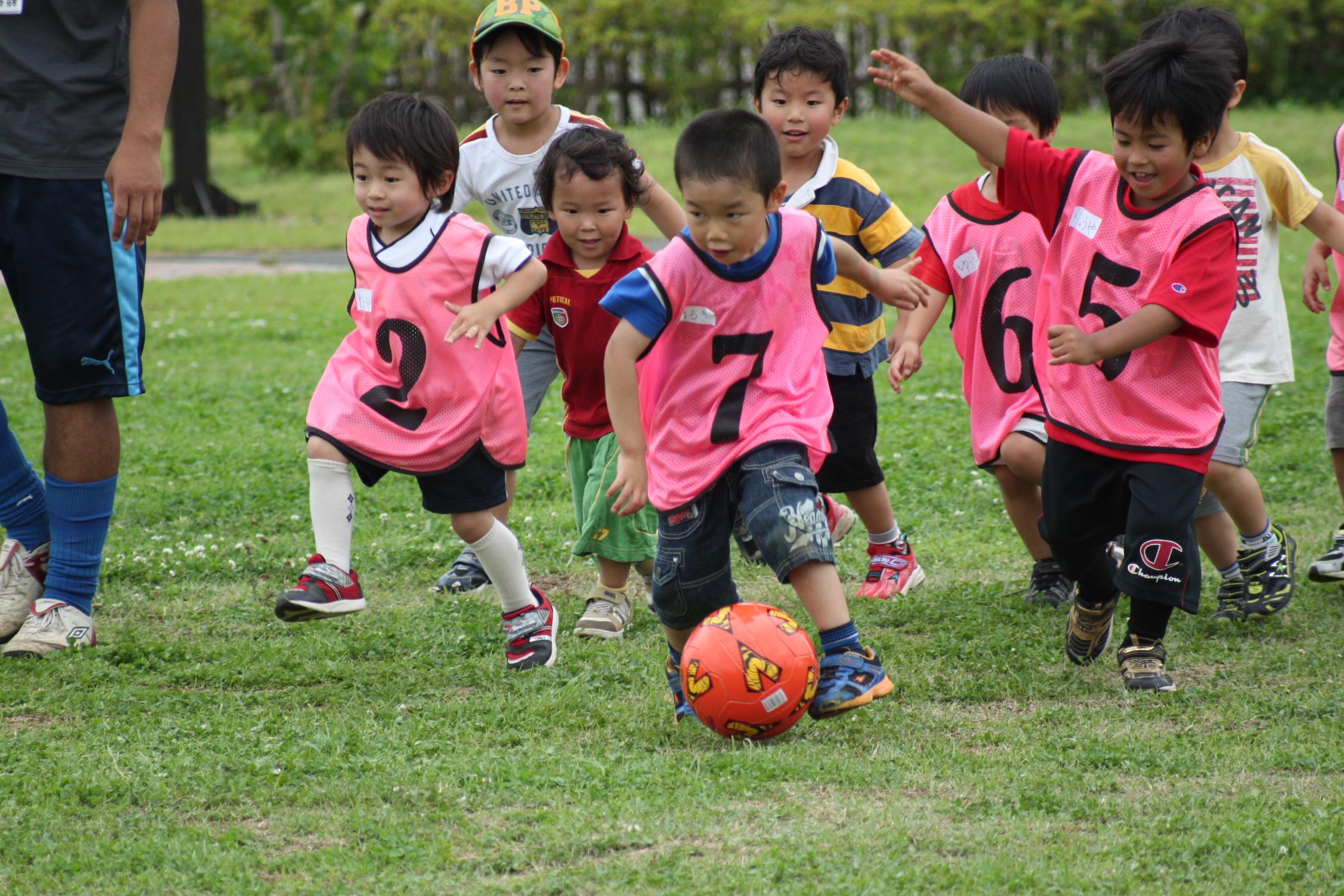 サッカースクールSfidaの熱中症、熱射病対策について